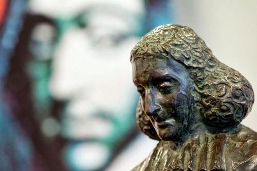 Spinoza beeldje