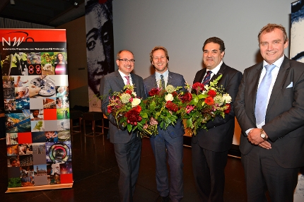 Spinoza Laureaten 2013