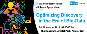 1st Annual Netherlands eScience Symposium
