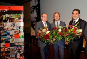 Announcement Spinoza Award, June 10, 2013